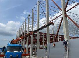 «Проект 111» — складской комплекс